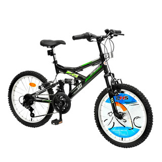 Kids bike DHS Kreativ 2041 - model 2011