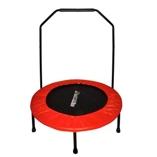 InSPORTline Bambi 97 cm Trampoline with Handlebar