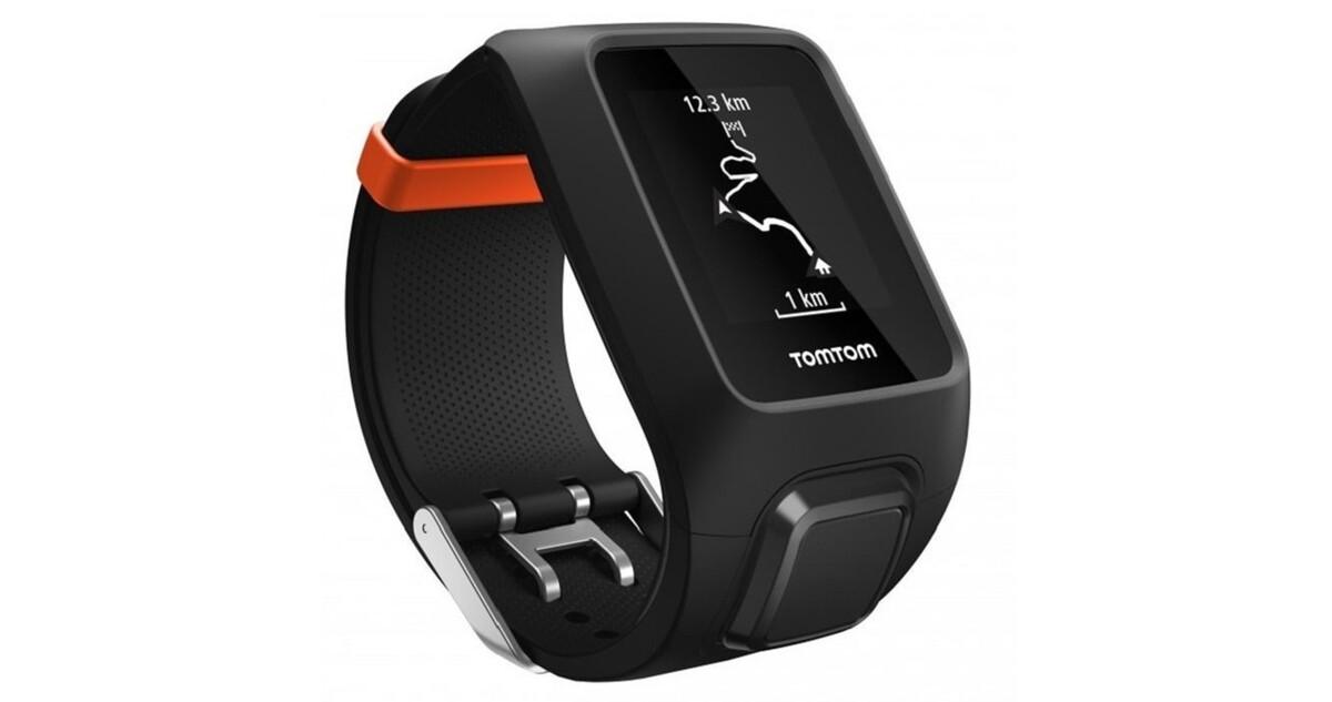 GPS Watch TomTom Adventurer Cardio + Music - Black - inSPORTline e2191f6b139