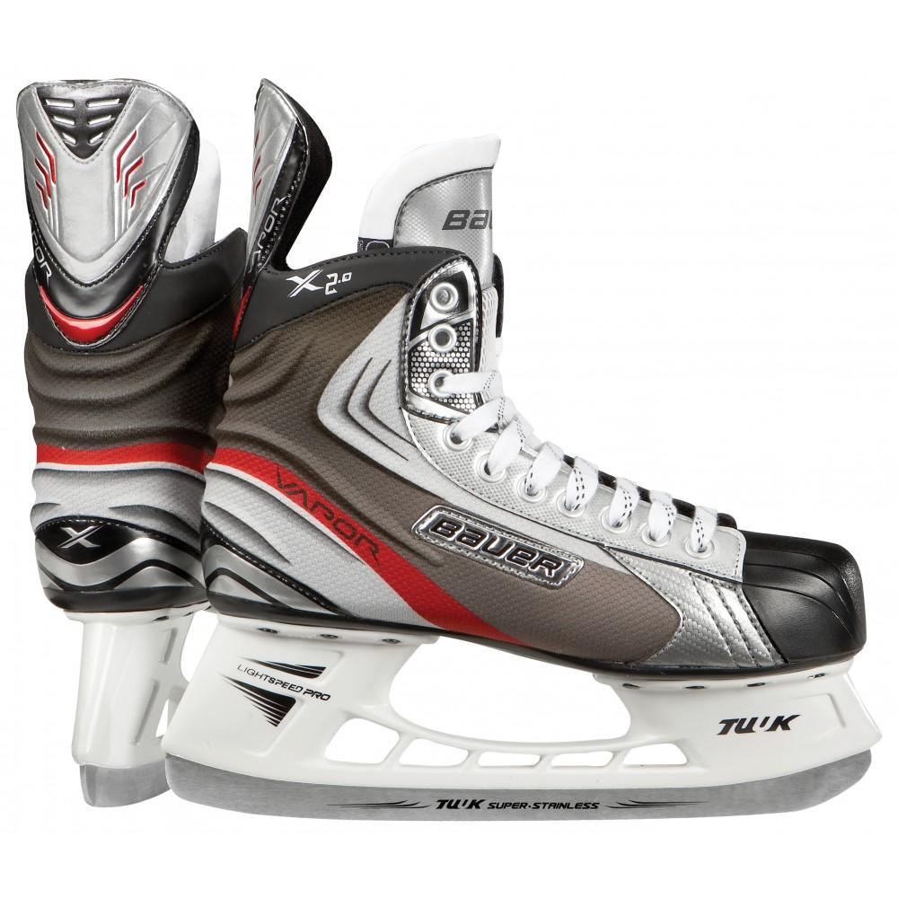 Vapor Ice Skates. amazon com bauer vapor x100 skates senior d wide 7 ... 18a9a83d48