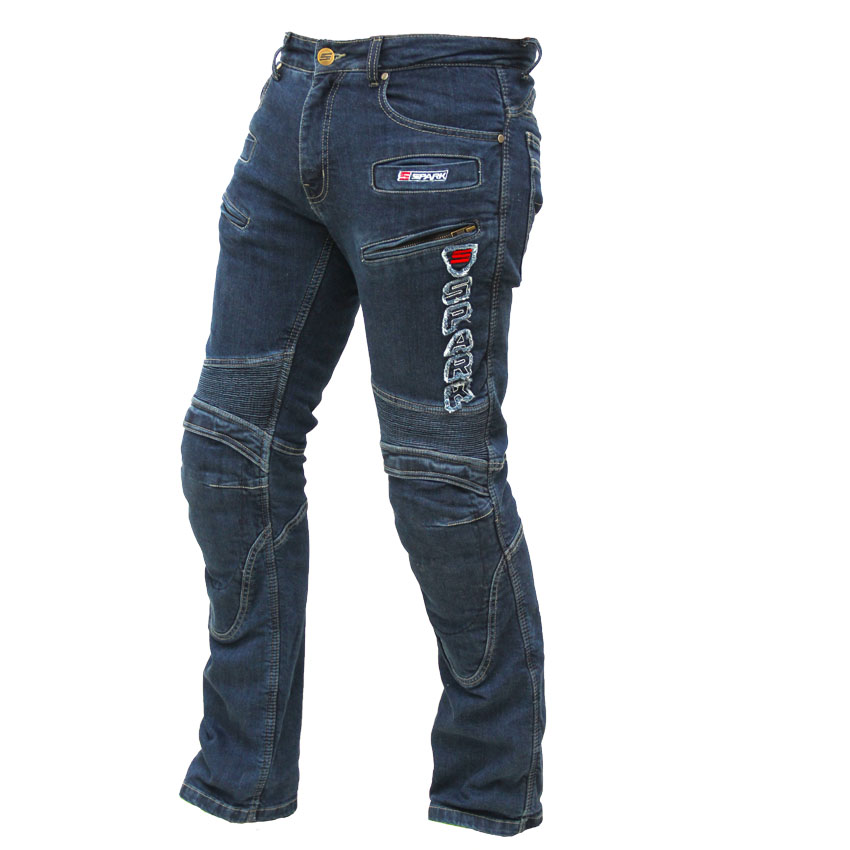Menu2019s Moto Jeans SPARK Hawk - inSPORTline
