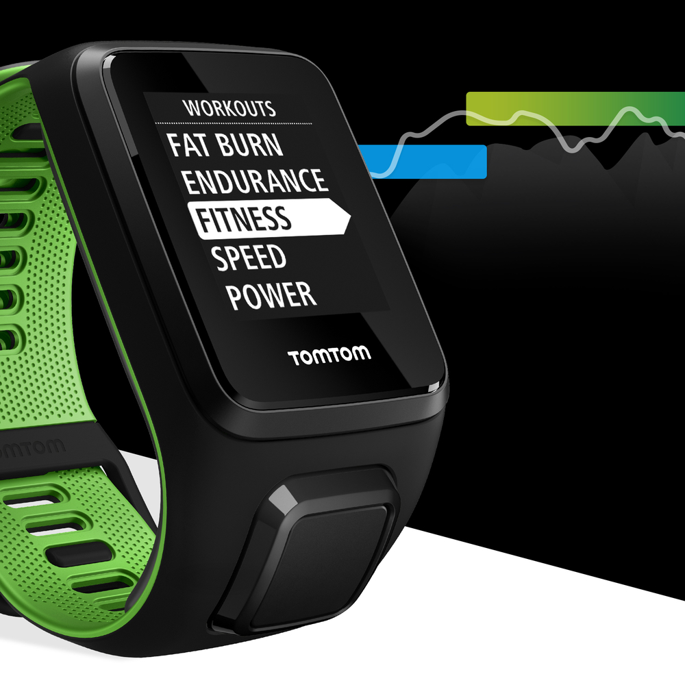 gps watch tomtom runner 3 cardio music bluetooth headphones insportline. Black Bedroom Furniture Sets. Home Design Ideas