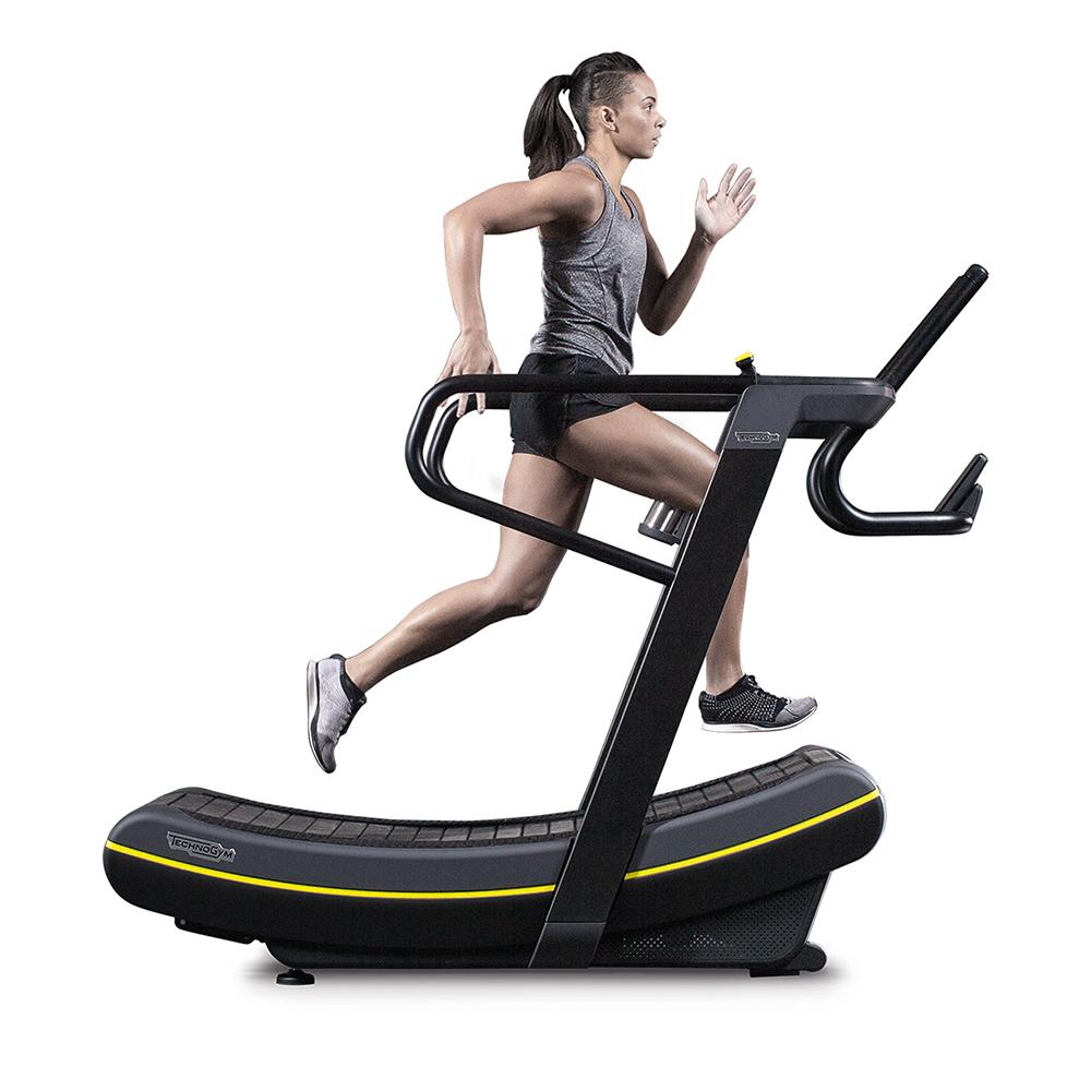 Treadmill TechnoGym SkillMill Console