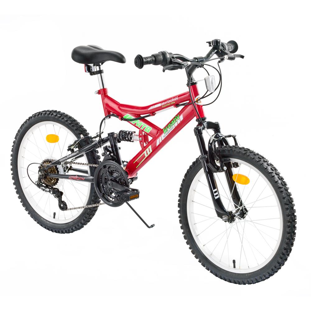 Children Bike Dhs Rocket 2041 20 Model 2012 Insportline