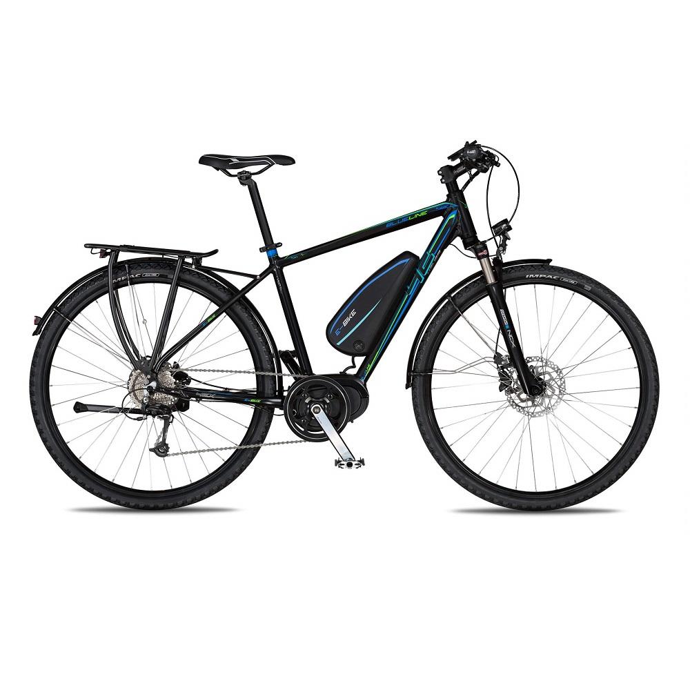 trekking e bike 4ever blueline al e trekk 2018 insportline. Black Bedroom Furniture Sets. Home Design Ideas
