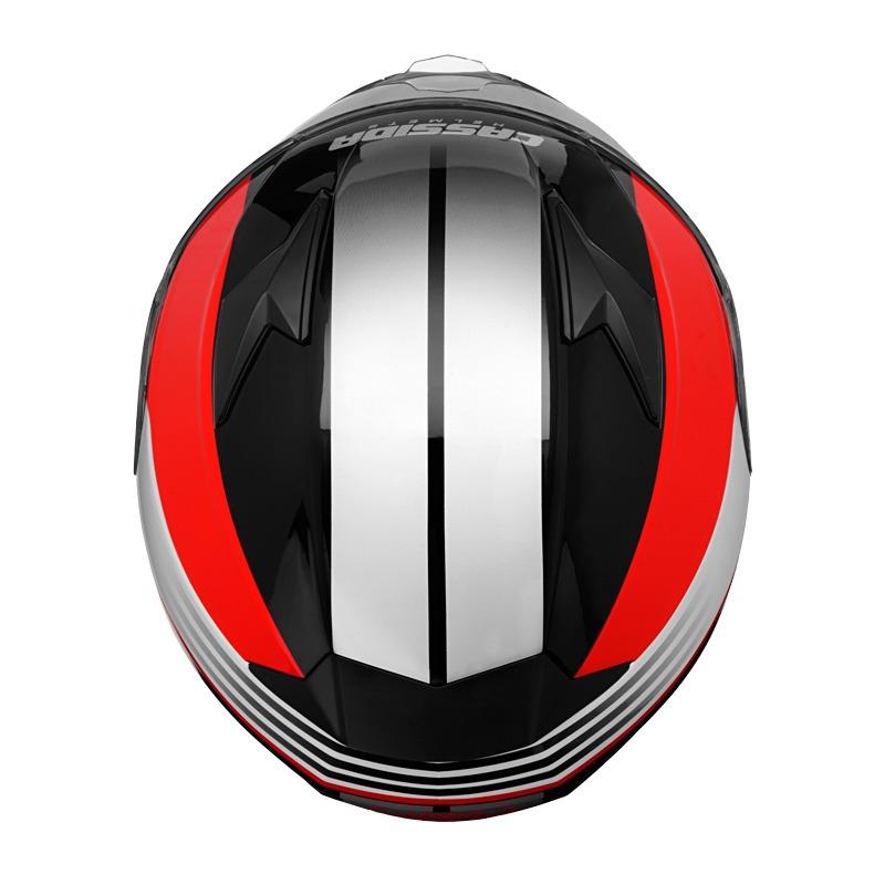 Motorcycle Helmet Cassida Apex Jawa - inSPORTline