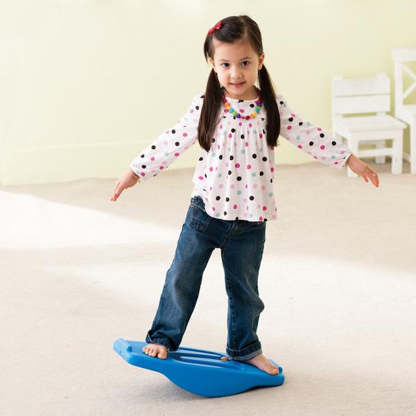 Balance Board For 2 Year Old: Children's Balance Trainer Eduplay Seesaw