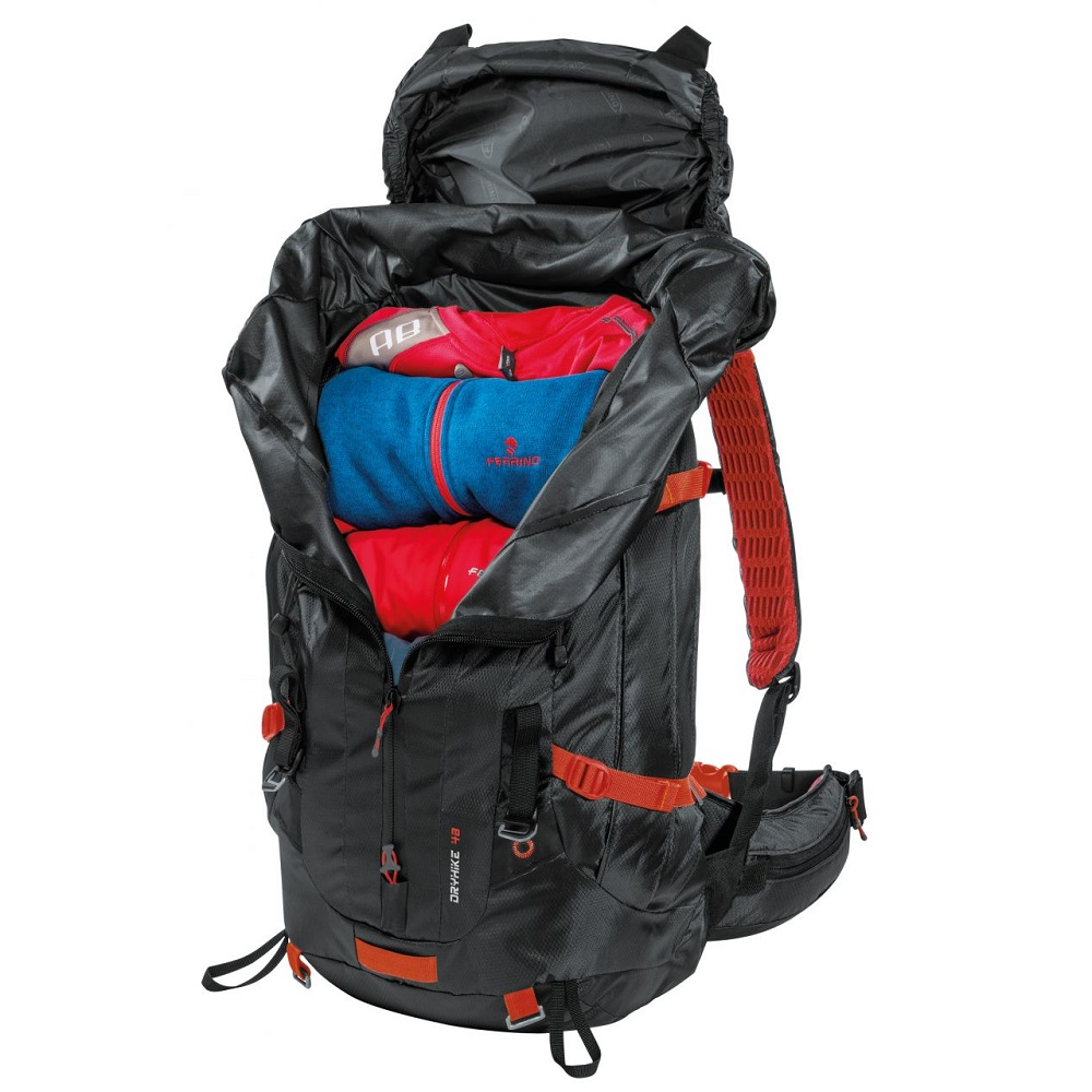 2c3bf8b87f Waterproof Backpack FERRINO Dry Hike 48+5 - inSPORTline