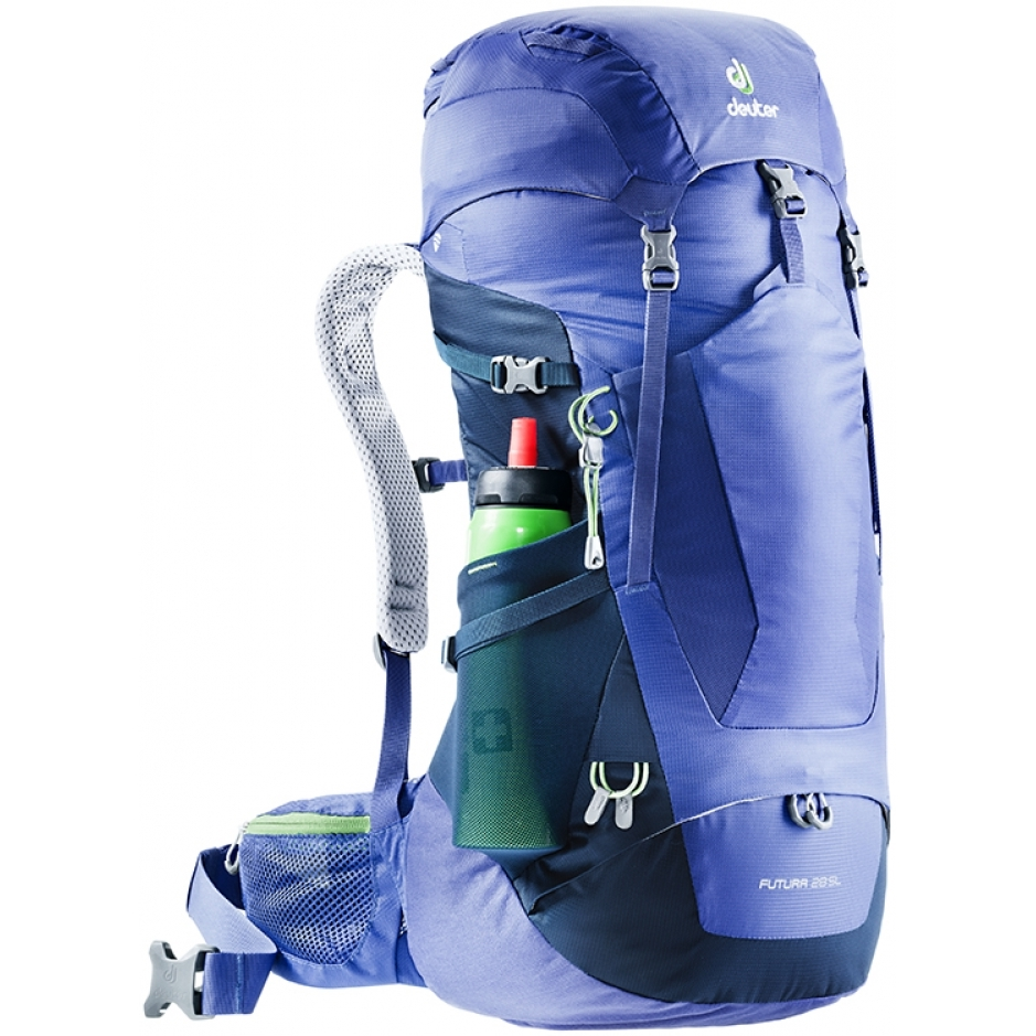 4447069083a8a Tourist Backpack DEUTER Futura 28 SL - Cranberry-Maron. Breathable ...