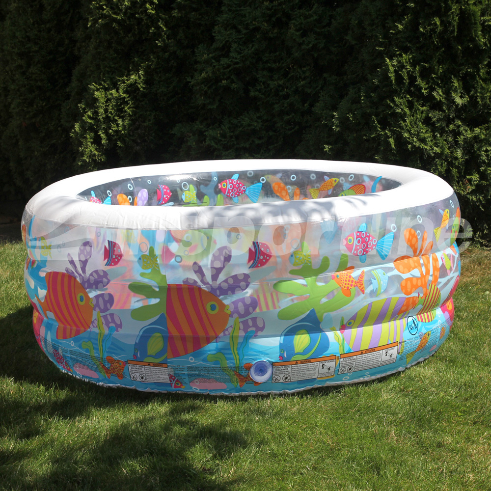 Intex Inflatable Pool 152x56 Cm Aquarium Insportline