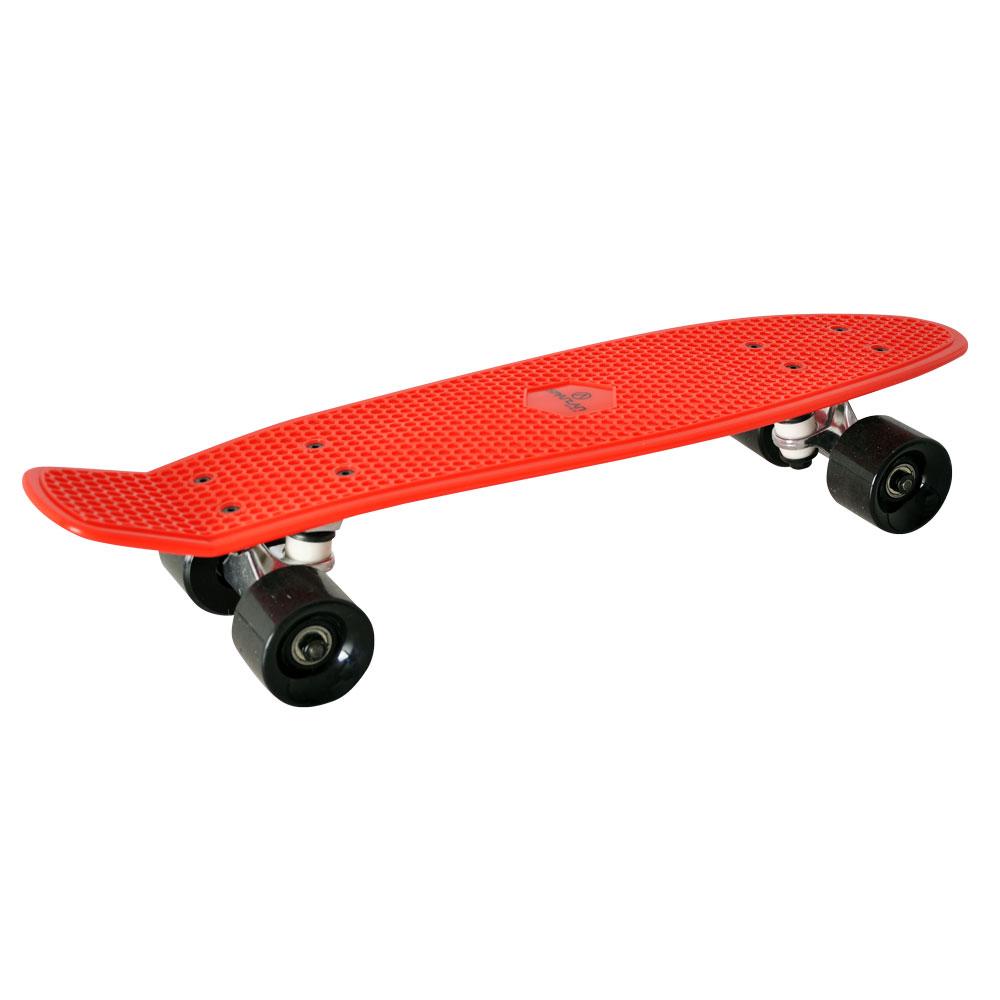 Spartan plastic skateboard