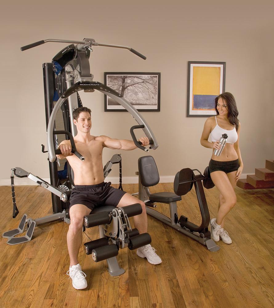 Multi Gym Body Craft Elite Insportline