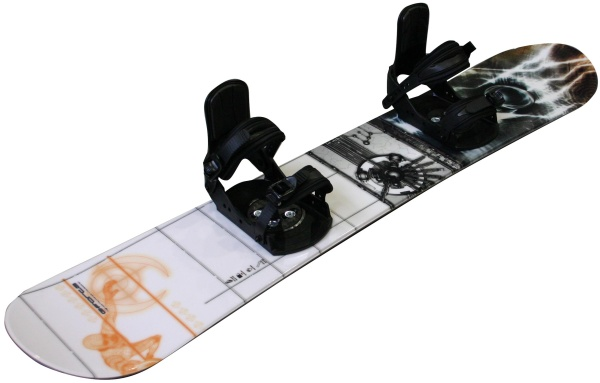 how to take bindings off a snowboard