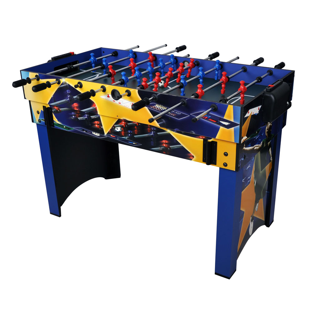 Worker supertable 13 in 1 game table insportline for 10 in one games table