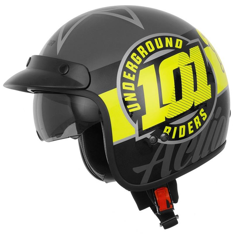 Motorcycle Helmet Cassida Oxygen 101 Riders - inSPORTline