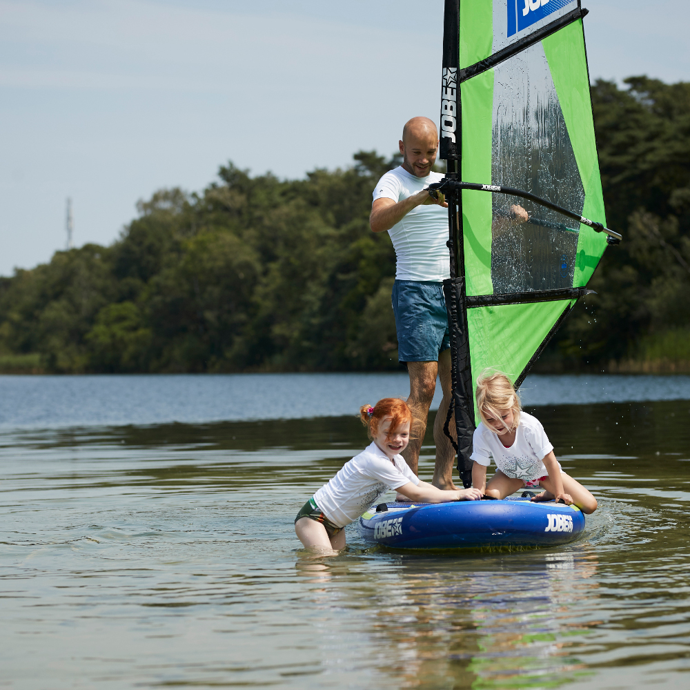 Windsurf Paddleboard with Accessories Jobe Venta SUP 9 6
