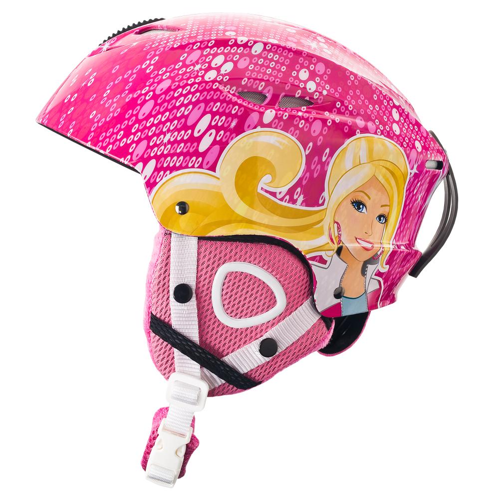 c316312a340f Kids Helmet Vision One Barbie - inSPORTline