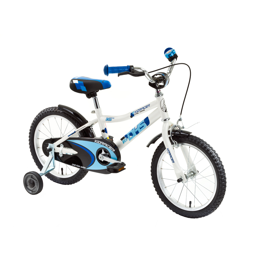 Children bike DHS 1601 Kid Racer 16