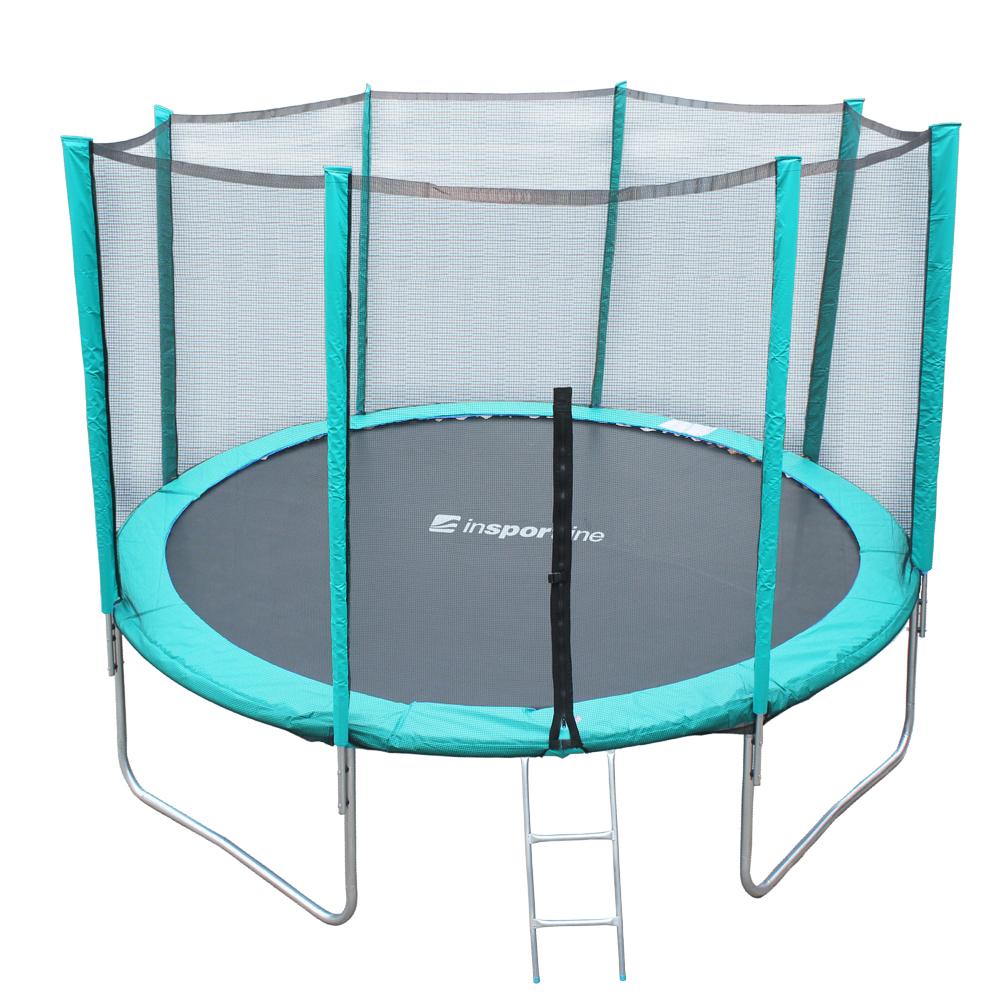 insportline monky trampoline set 366 cm insportline. Black Bedroom Furniture Sets. Home Design Ideas