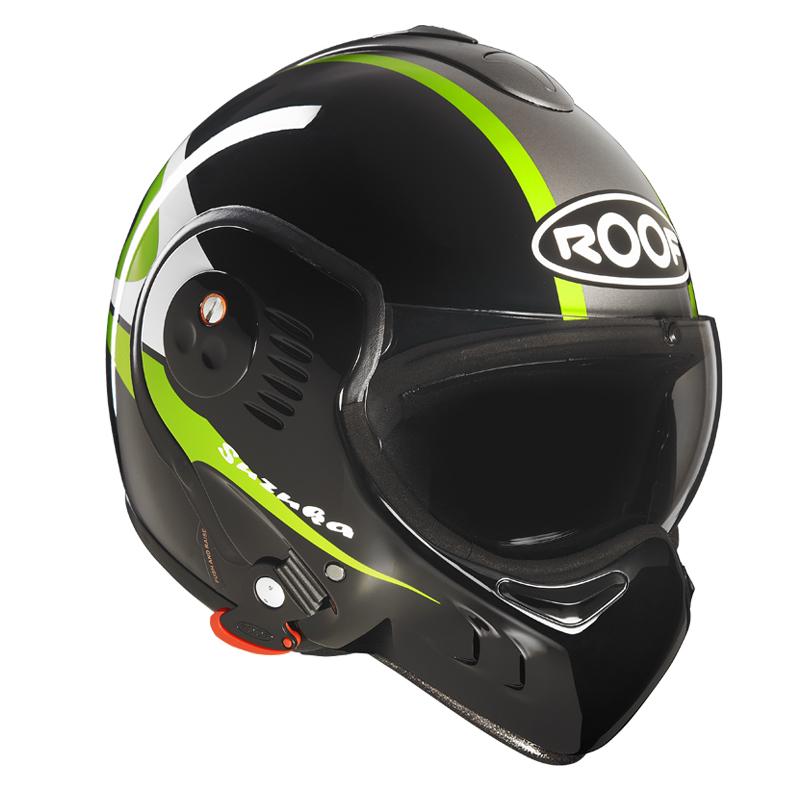 motorcycle helmet roof boxer v8 suzuka insportline. Black Bedroom Furniture Sets. Home Design Ideas
