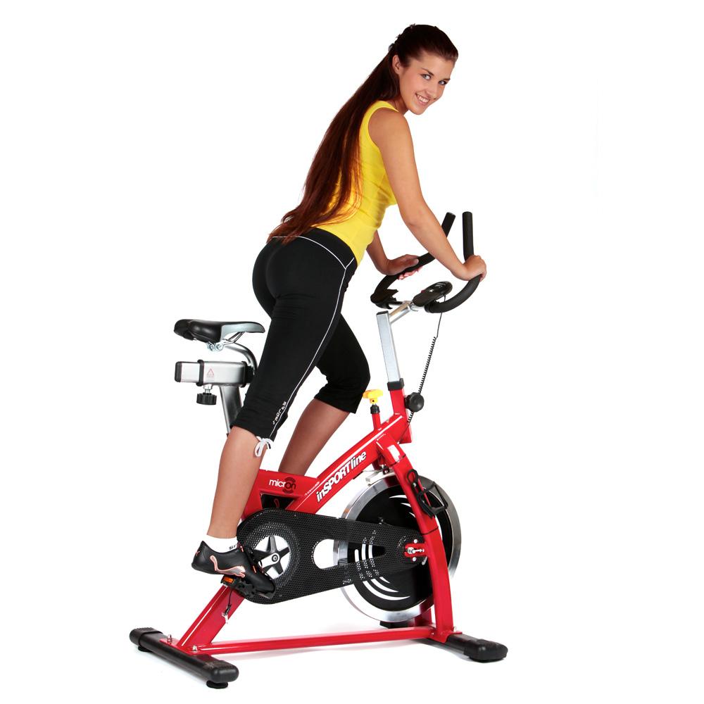 Insportline Micron Indoor Cycling Bike Insportline