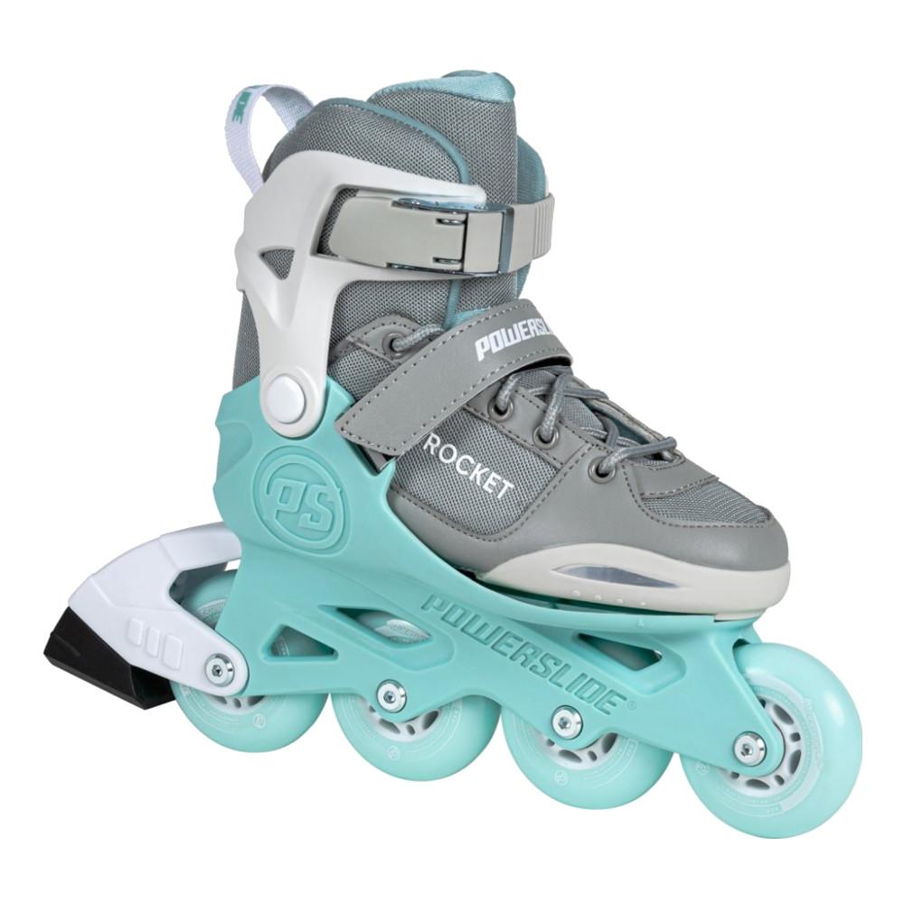 Powerslide Kids Skates Rocket Inliner Kinder grey