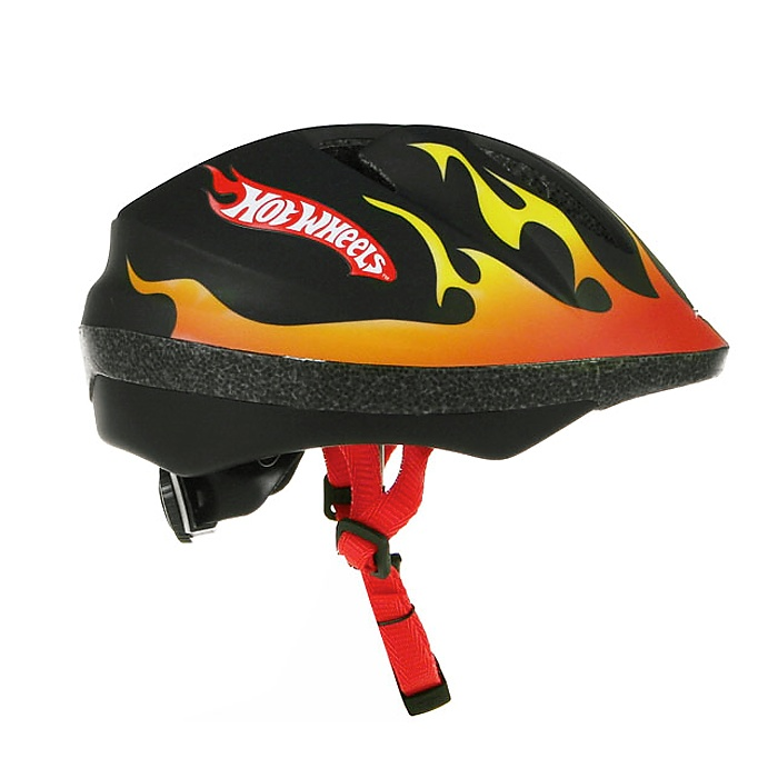 Mattel Hot Wheels Children S Bicycle Helmet Insportline