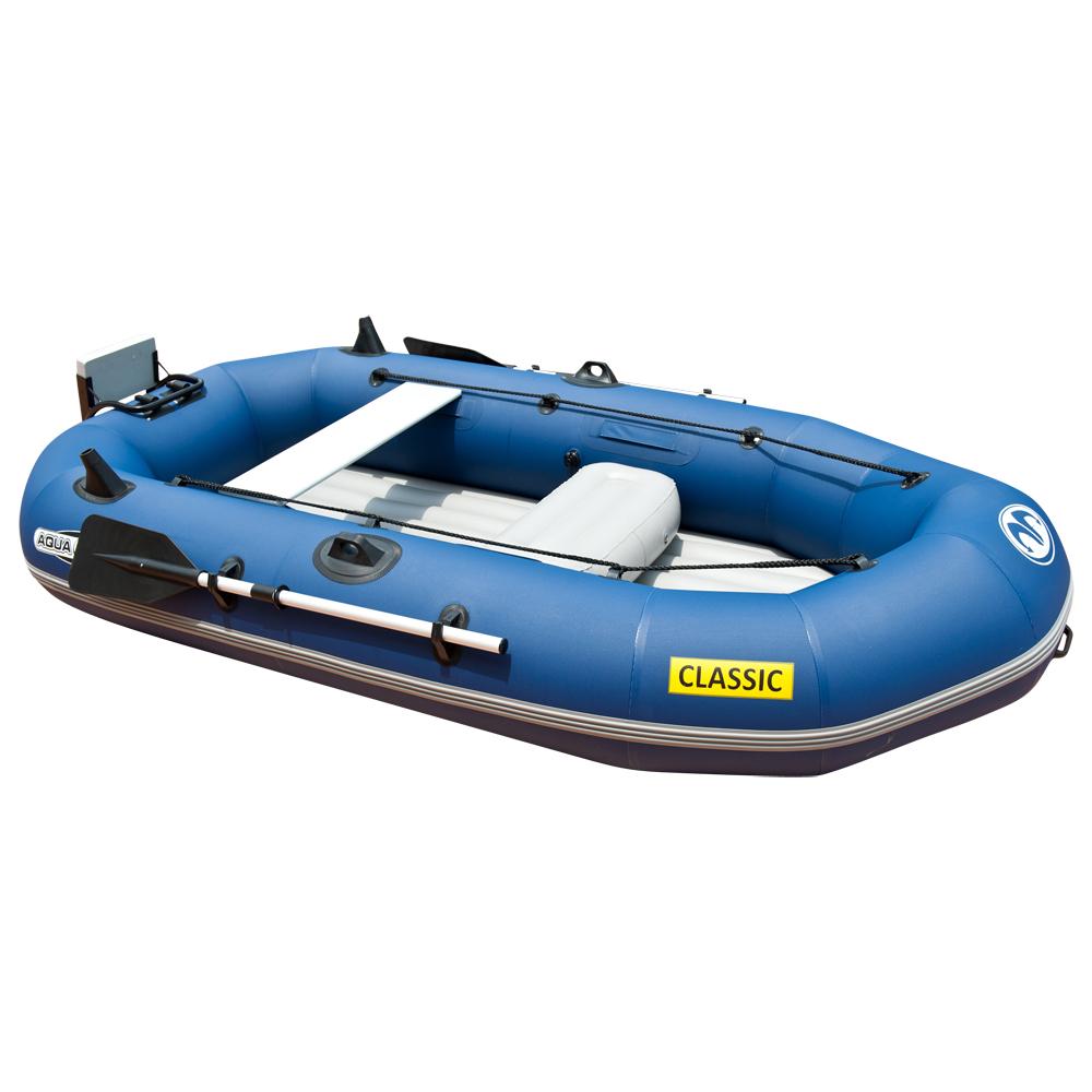 Inflatable Boat Aqua Marina Classic With Motor Insportline