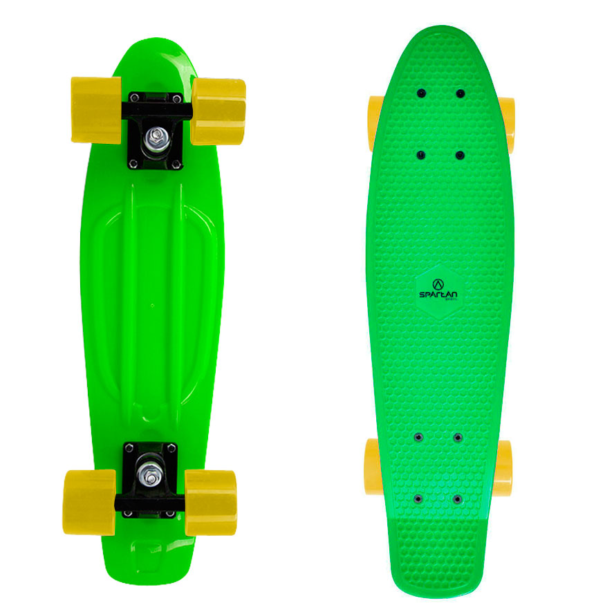 d4908050e00 Spartan plastic skateboard - inSPORTline