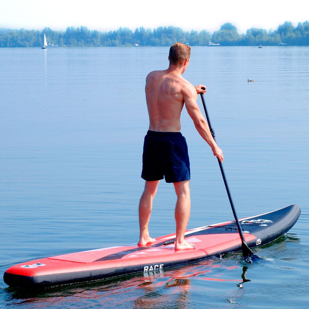 paddleboard aqua marina race insportline. Black Bedroom Furniture Sets. Home Design Ideas