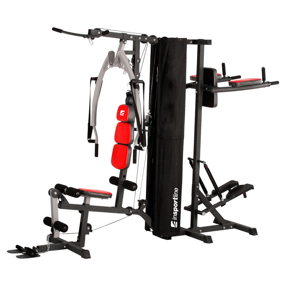 Multi gym insportline phanton insportline for Maquinas para gym