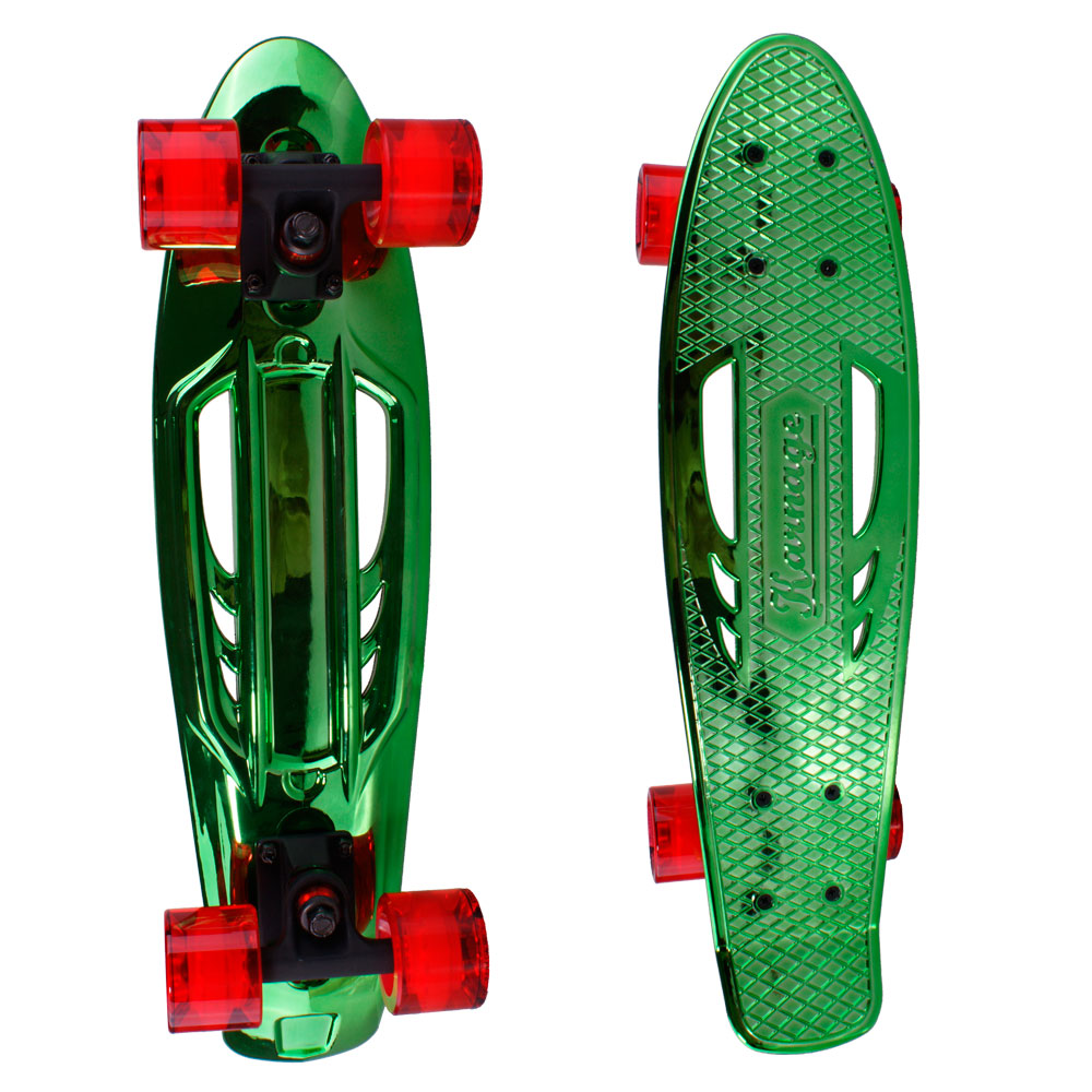Fabulous Pennyboard Karnage Chrome Retro - inSPORTline VE29