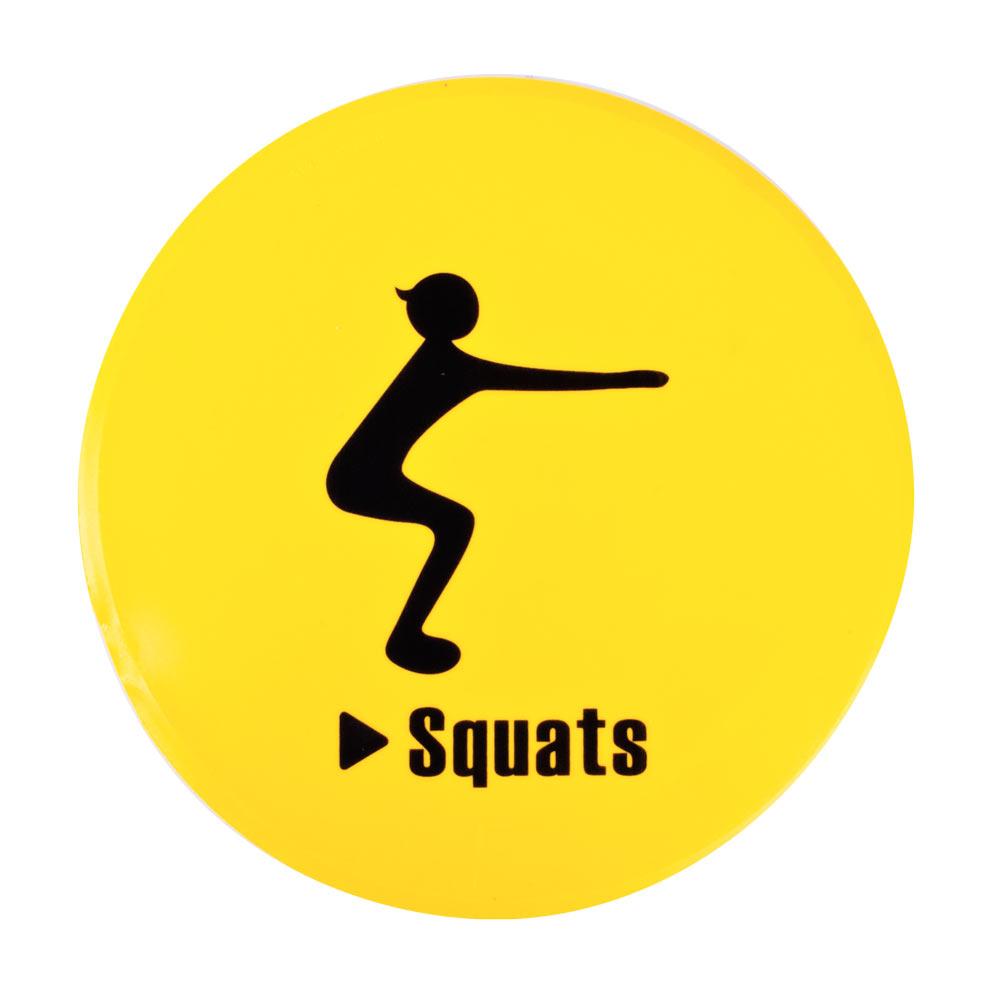 Exercise Dot Markers Insportline Agily Insportline