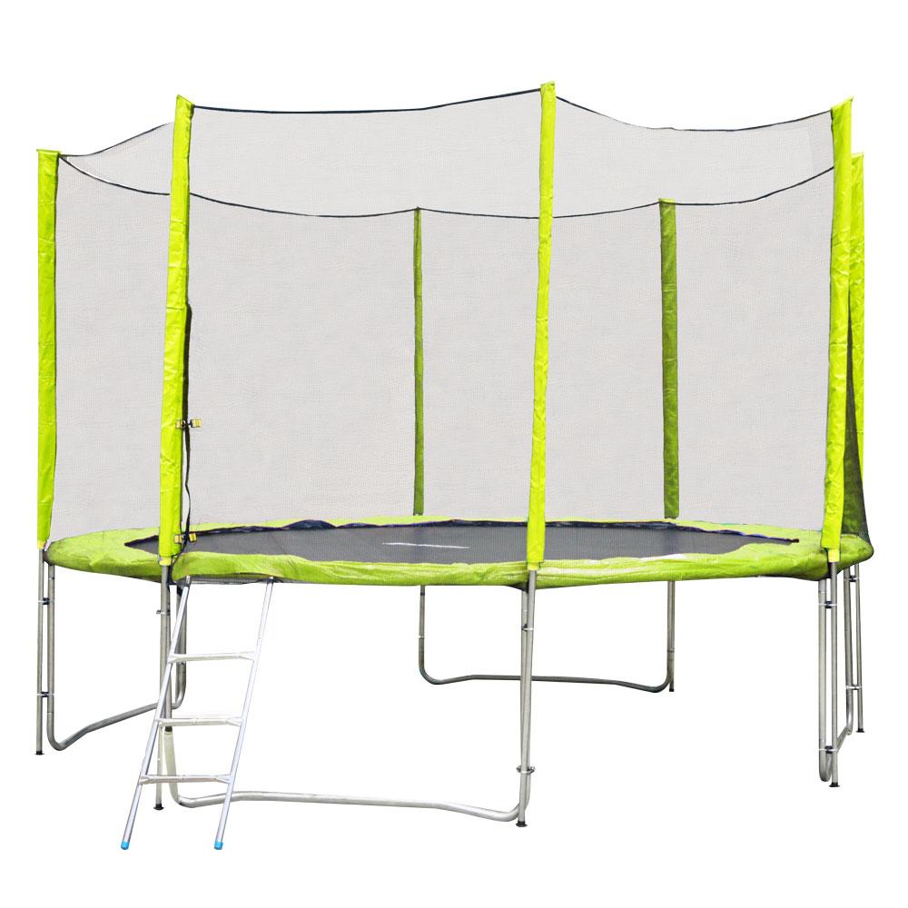 trampoline set insportline froggy pro 430cm insportline. Black Bedroom Furniture Sets. Home Design Ideas