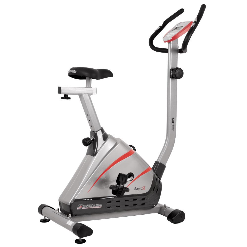 Exercise Bike inSPORTline Rapid SE