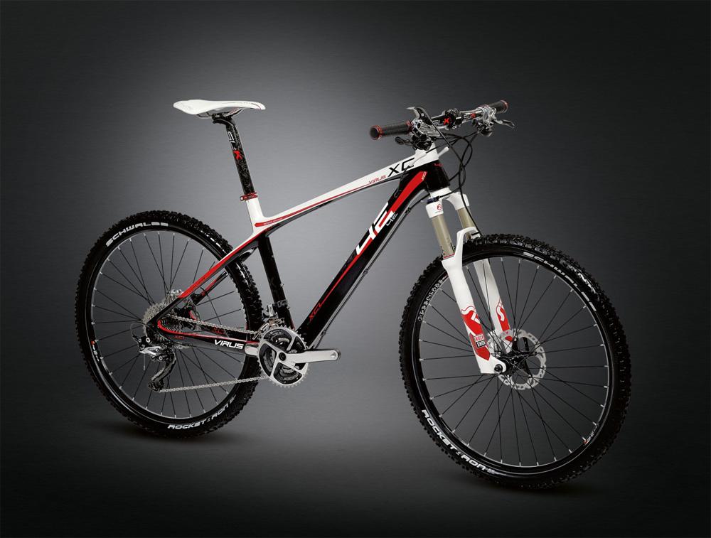 Mountain bike 4EVER Virus XC1 XTR - inSPORTline