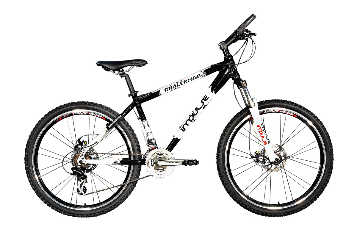 mtb bike dhs impulse challenger 2687