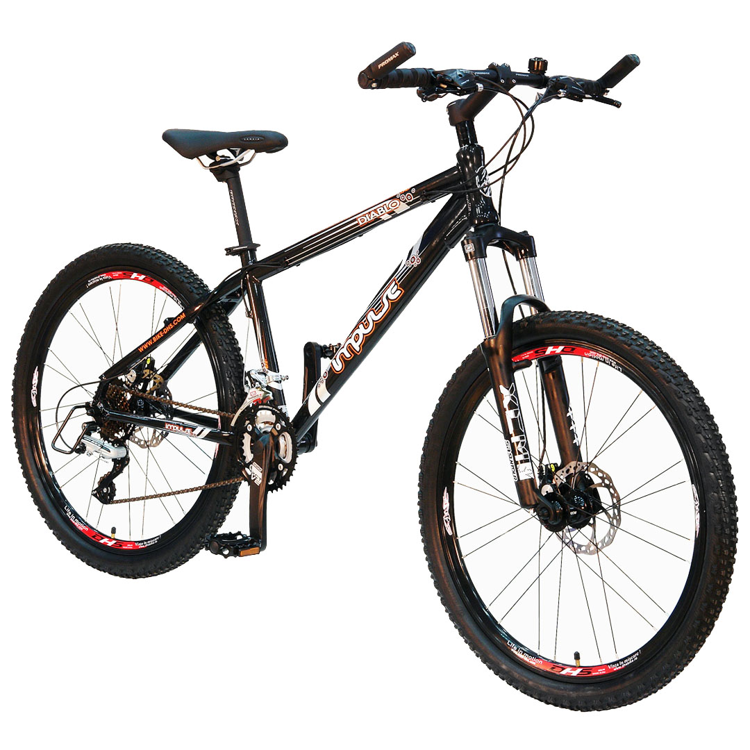 Mtb Bike Dhs Impulse Diablo 2686 Model 2011 Insportline Eu