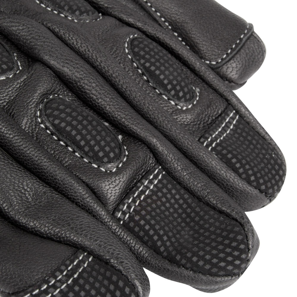 Leather driving gloves gold coast - Mens Gloves New Look Men S Moto Gloves W Tec New Look