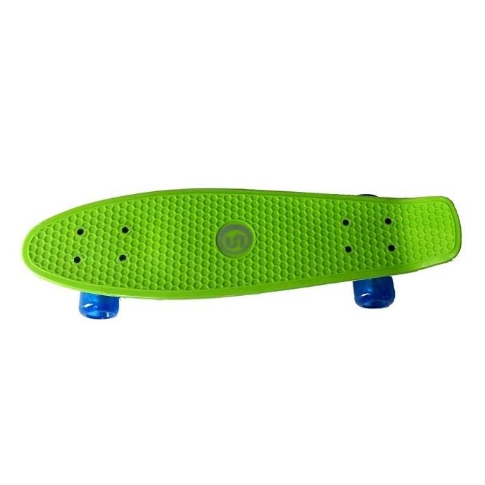 """616faefd5 Penny Board Spartan Plastic Board 24.5"""" - inSPORTline"""