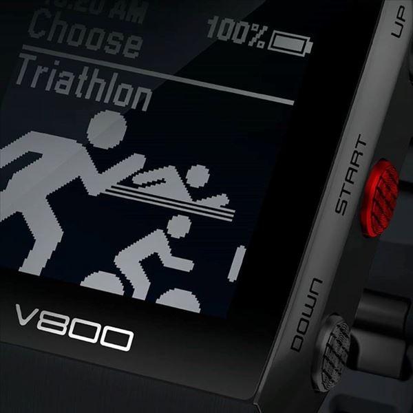 Sport Tester POLAR V800 HR COMBO