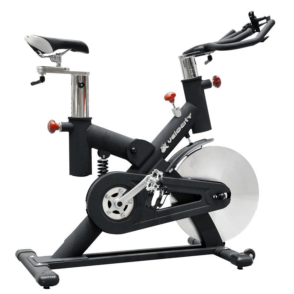 Indoor Cycling Bike Steelflex Xs 02 Insportline