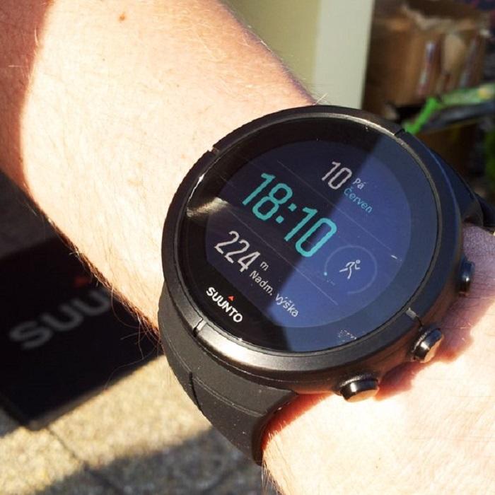 f945b0af3ab Sports Watch SUUNTO Spartan Ultra Titanium All Black HR. Innovative watch  ...