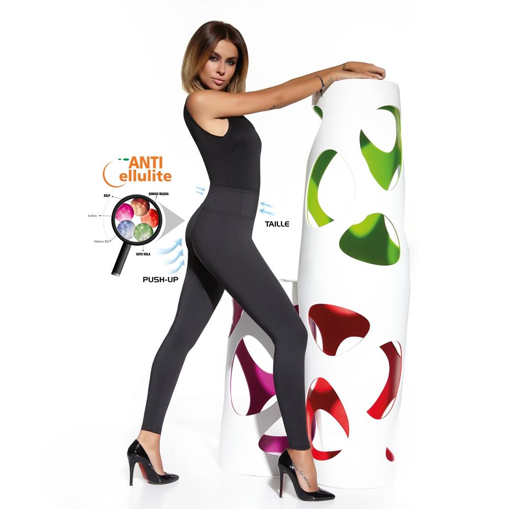 Women's Push-Up Leggings BAS BLEU Candy