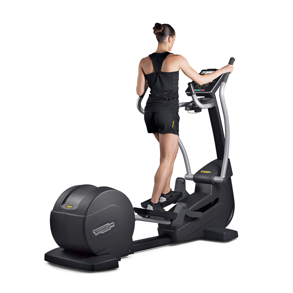 elliptical trainer technogym synchro forma insportline. Black Bedroom Furniture Sets. Home Design Ideas