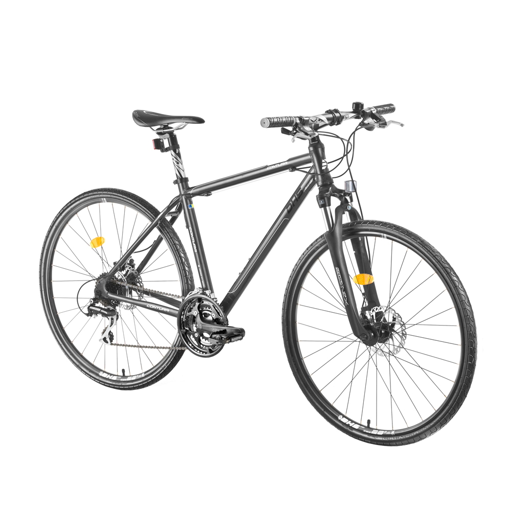 "Cross Bike DHS Contura 2867 28"" – 2015 - Black"