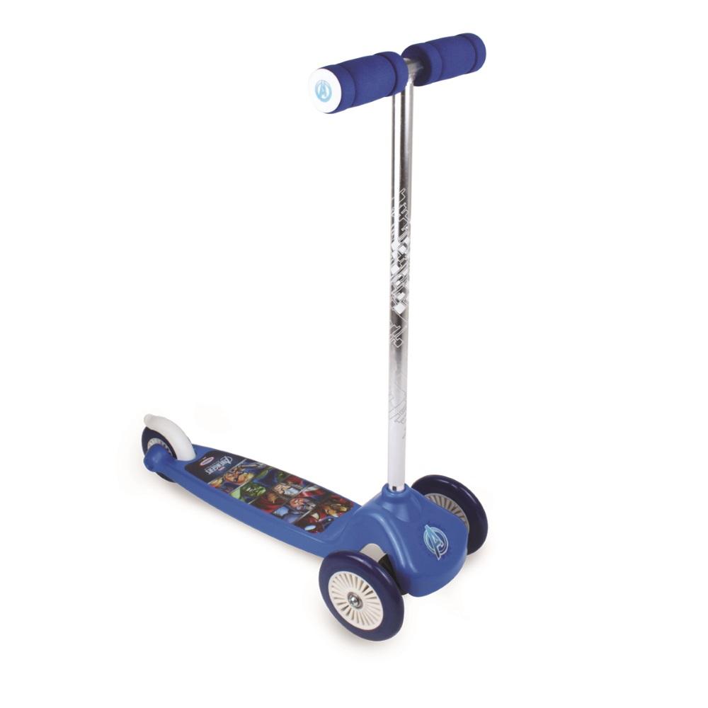 children 39 s scooter avengers flex scooter insportline. Black Bedroom Furniture Sets. Home Design Ideas