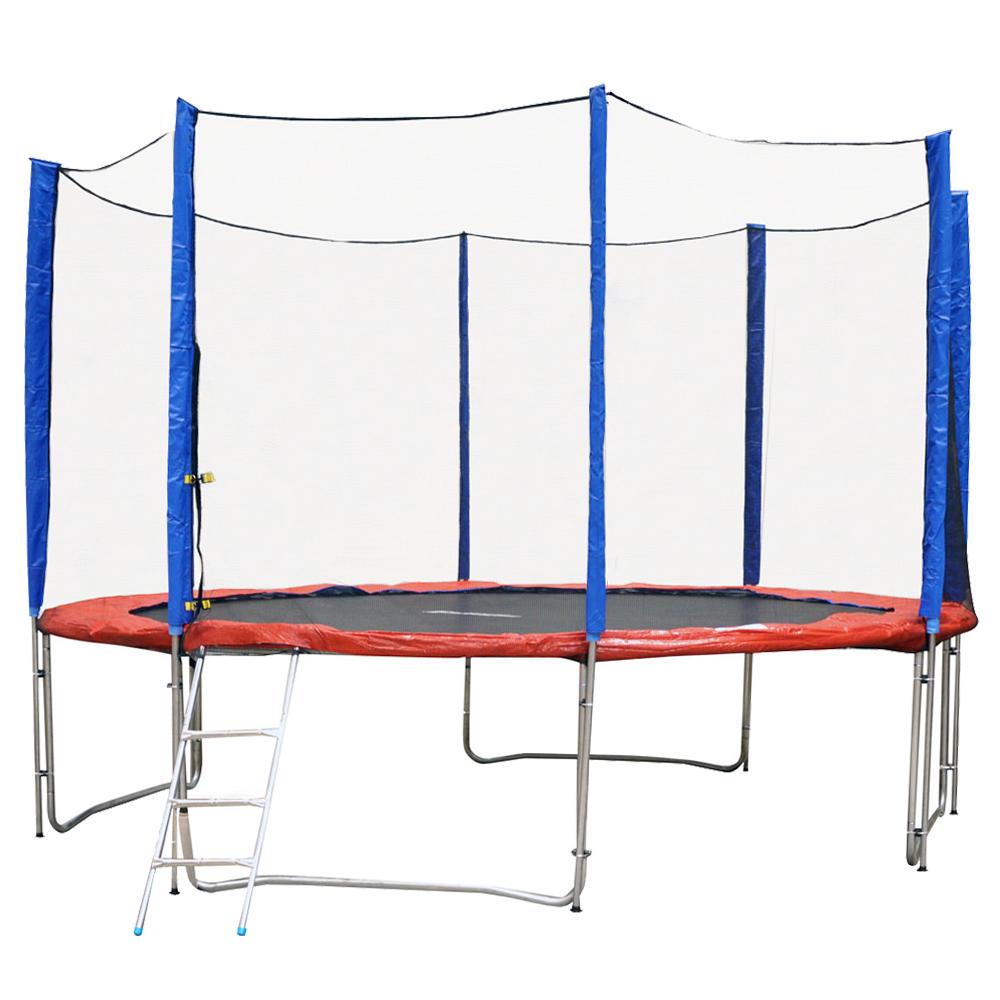 insportline trampoline set froggy 430 cm insportline. Black Bedroom Furniture Sets. Home Design Ideas