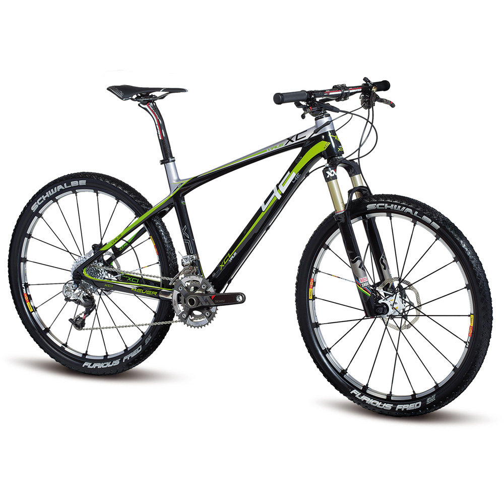 Electric Bikes For Sale >> Mountain bike 4EVER Virus XC 1 XX - inSPORTline