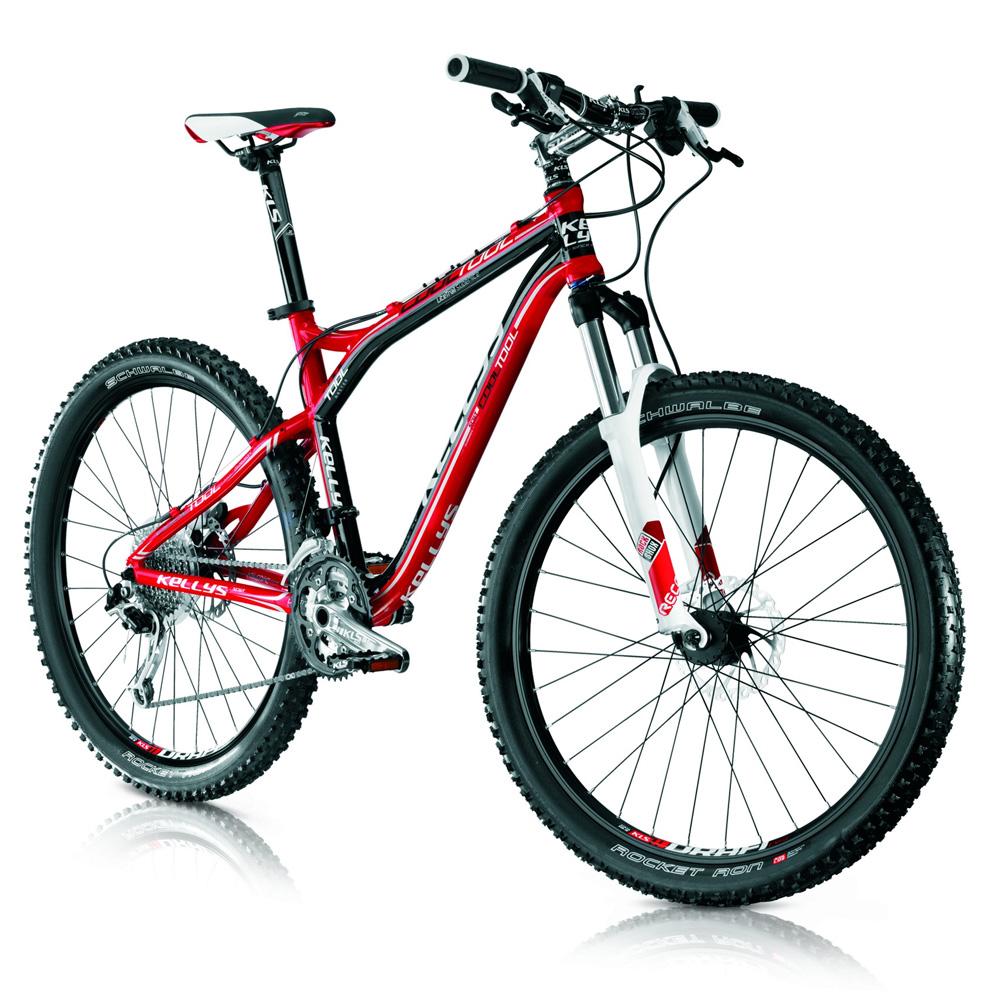 Mountain bike KELLYS COOL TOOL MASTER 2012 - inSPORTline